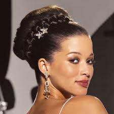 pageant hairstyle